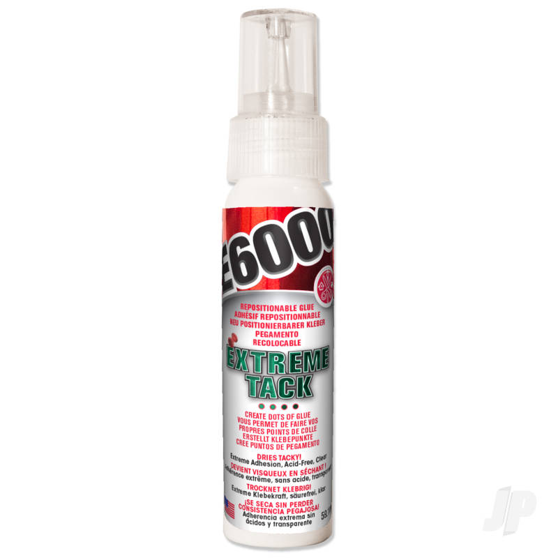 E6000 Extreme Tack Clear 59.1ml