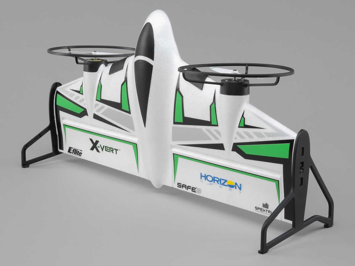 E-FLITE X-Vert VTOL 504mm BNF Basic