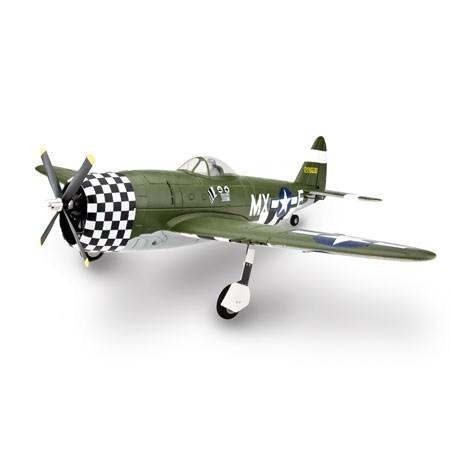 P-47D THUNDERBOLT BNF BASIC