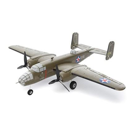 UMX B-25 BNF BASIC WITH AS3X
