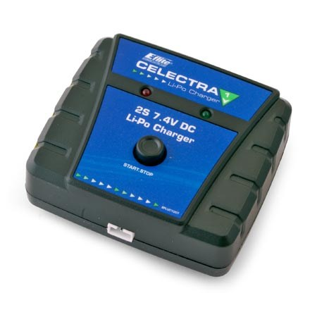 CELECTRA 2S 7.4VOLT DC LIPO CHARGER BODY