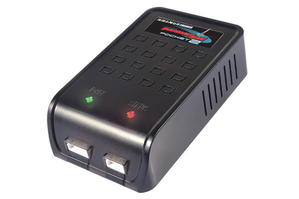 Etronix Powerpal Pocket 2 Lipo/Life Balance Charger UK Plug