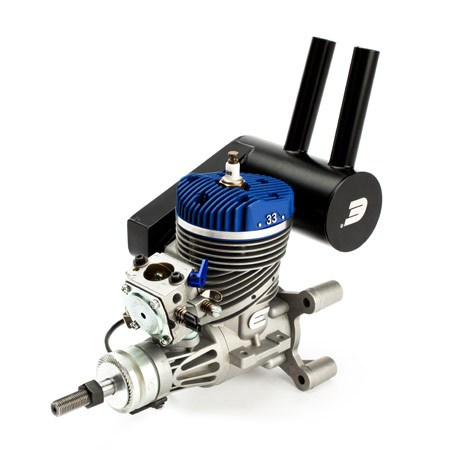EVOLUTION 33CC (2.0) PETROL R/C ENGINE WITH ELECTRONIC IGNITION