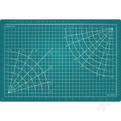 18x12in Self-Healing Cutting Mat, Green