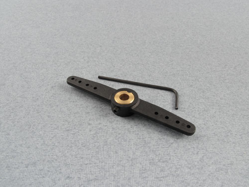 Steering Double Arm for Noselegs 6G