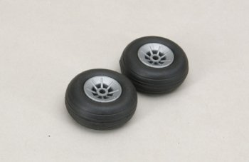 Treaded Airwheel 1-1/2inch/38mm/Pk2