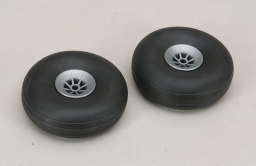 Treaded  Airwheel Nylon Hub 69mm/2.75
