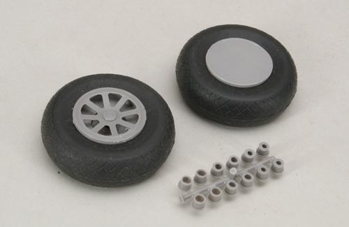 Robart Scale Wheel-Diamond Tread 3 inch (2)