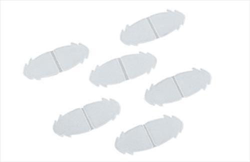 Flat Polypropylene Hinge (pk18)