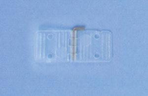 Radio Active Nylon Mini Hinge-Metal Pin (Pk10)