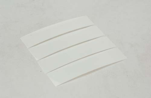 Radio Active Mylar Hinge Strip (Pk4)