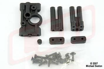 Brake Seat and Plastic Parts