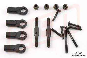 Heavy Duty Rear Tie-Rod