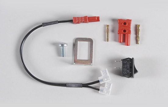 Switch cable lengthening Zenoah set FG 07340/03