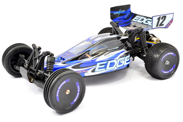 FTX EDGE RTR 1/10TH BRUSHED 2WD BUGGY - BLUE