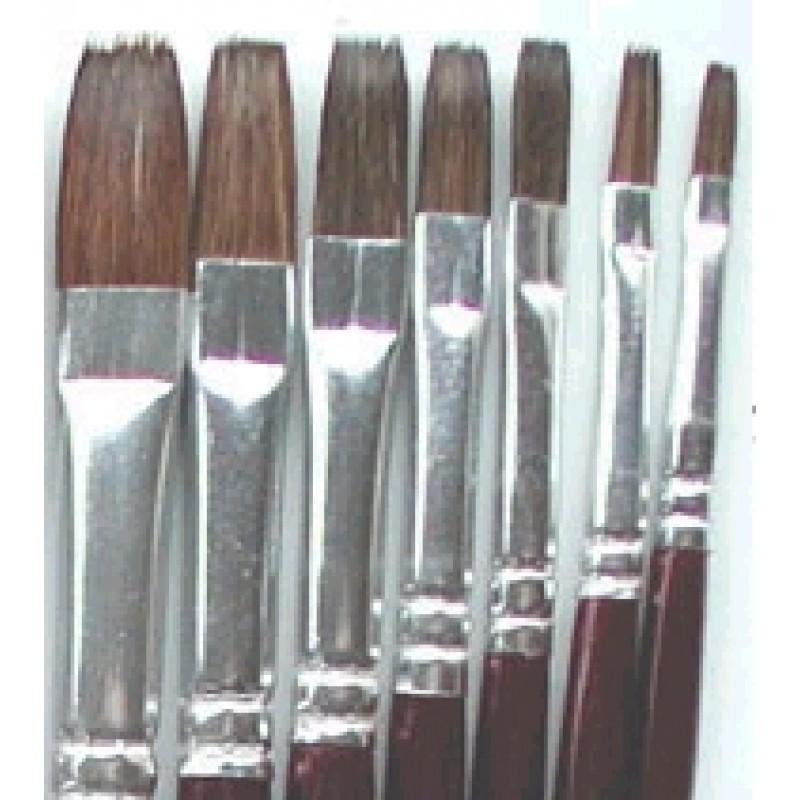 Brushes Flat 6