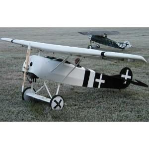 Balsa USA 1/4 Scale Fokker D VIII D8