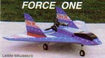 Balsa USA Force One