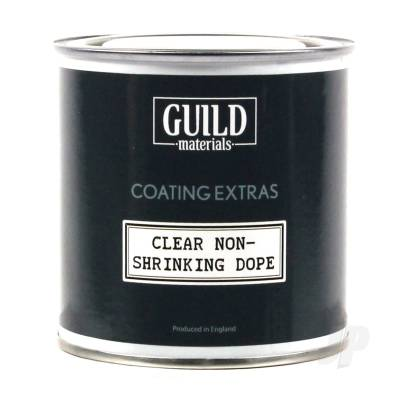 Clear Non-Shrinking Dope (250ml Tin)