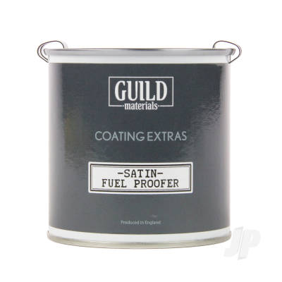Satin Fuel proofer (125ml Tin)