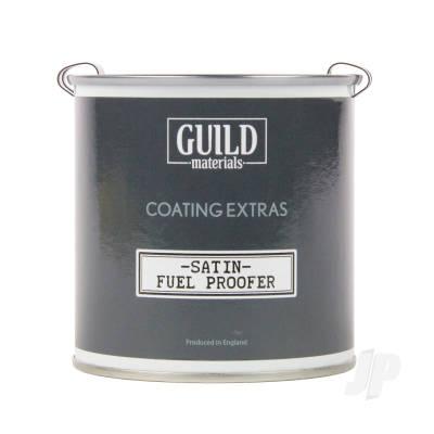 Satin Fuel proofer (125ml Tin)