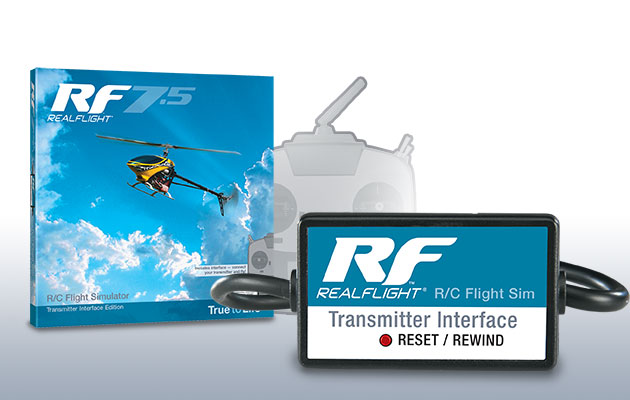 RealFlight 7.5 (Wired Interface)