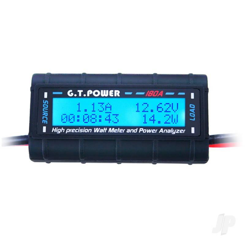 180A Watt Meter