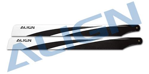 360 3G Carbon Fiber Blades