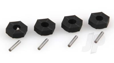 12mm Wheel Hex Nut