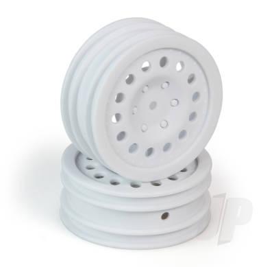 Front Wheel White (Pk2)
