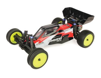 Conquest 10B XB 2WD RTR Electric Brushed