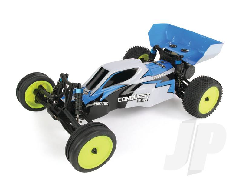 1/10 Conquest 10B XLR 2WD Buggy Brushless