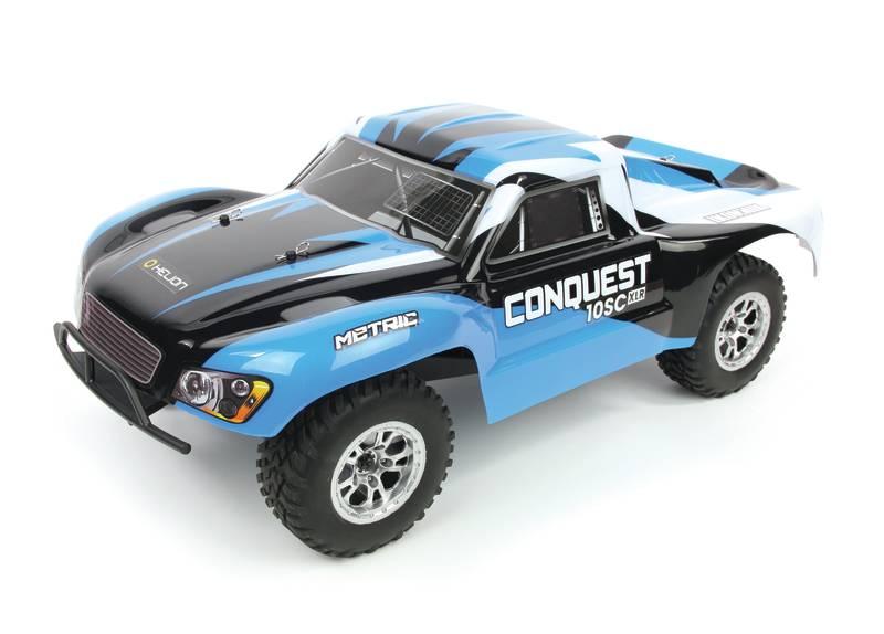 Conquest 10SC XLR RTR