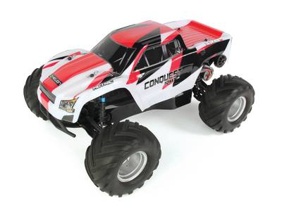 Conquest 10MT XB 2WD RTR Electric Brushed
