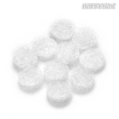 Filters for Hobbynox Airbrush Cleaning Station (10)