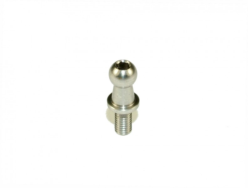 Stainless Steel Control Ball Long (6mm)
