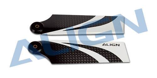 70 Carbon Fiber Tail Blade