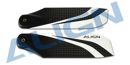 106 Carbon Fiber Tail Blade
