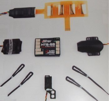 Hitec Full Telemetry Set