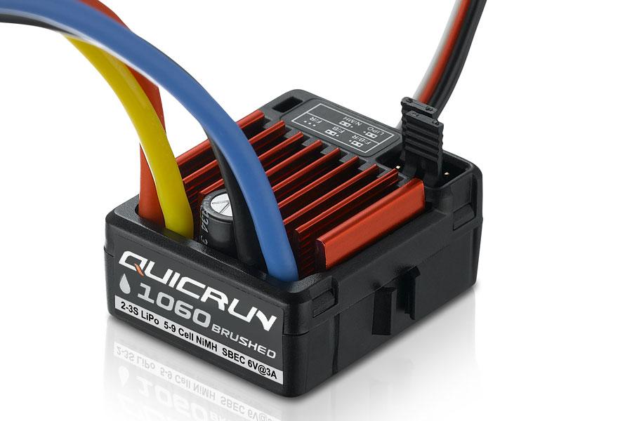 QUICRUN 1060 WATERPROOF BRUSHED SBEC ESC (60A)