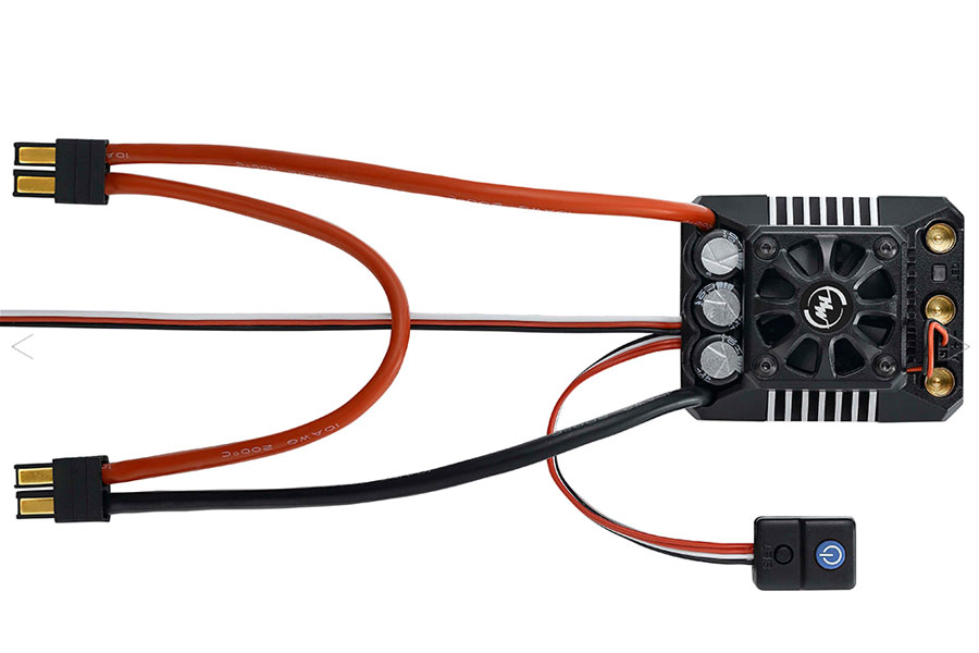Hobbywing EzRun Max6 V3 Speed Controller