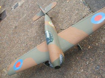 Pegasus Models Hurricane