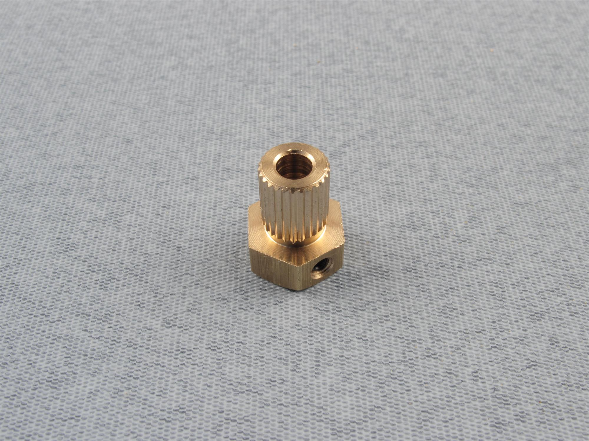 Couple - Plain Bore Insert 4.0mm