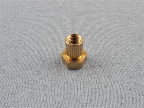 4.0mm Insert Coupling (Threaded)
