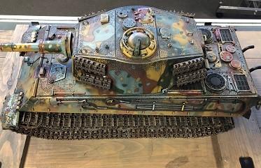 FOV 1:16 King Tiger Tank