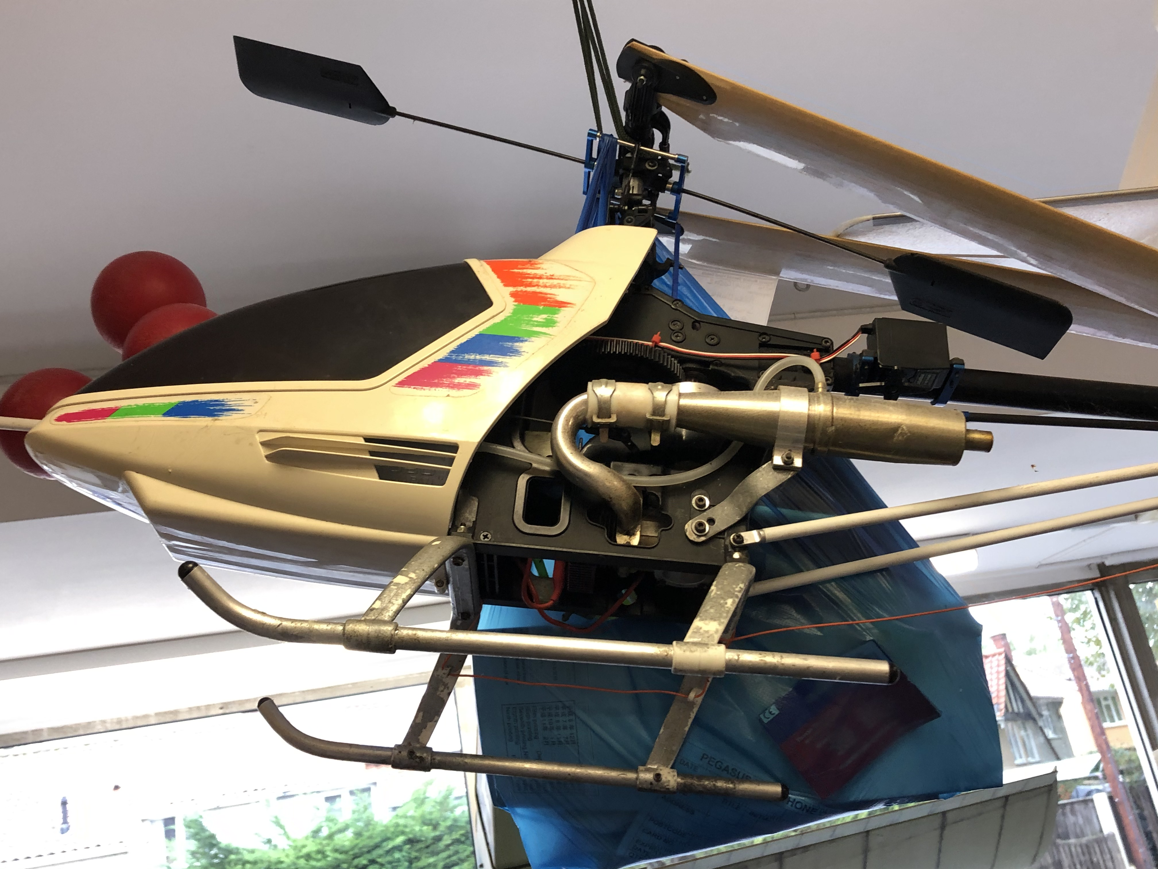 Hirobo Shuttle RTF