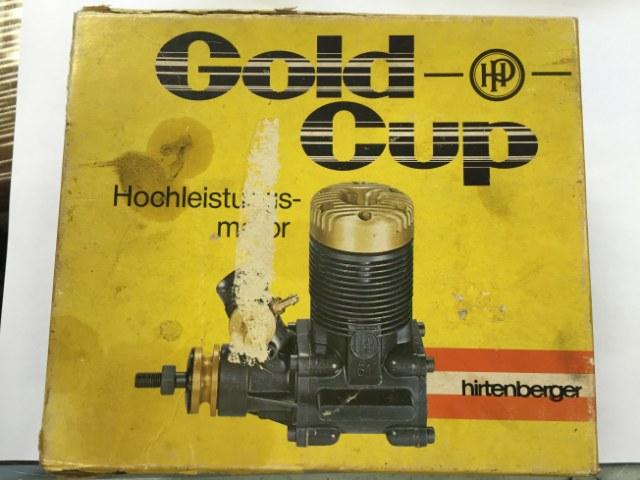 HirtenBerger HP21-VT Gold Cup Engine
