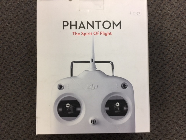 Service Return DJI DT17 Transmitter