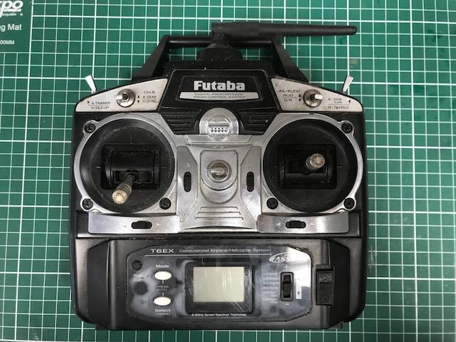 Futaba T6EX Transmitter