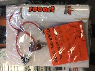 Robart Air Valve Set